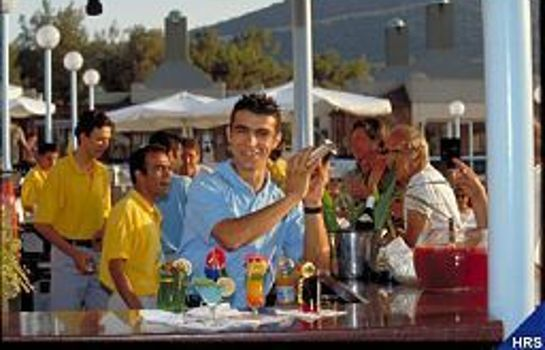 Bar del hotel Isil Club Bodrum - All Inclusive