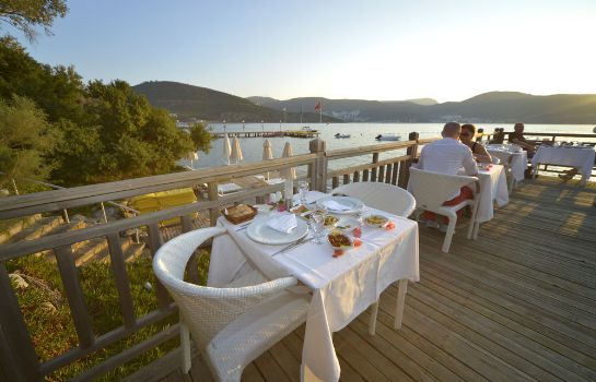 Restaurante Isil Club Bodrum - All Inclusive