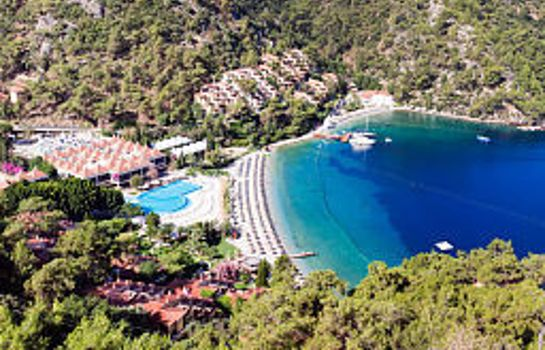 Vista esterna Hillside Beach Club