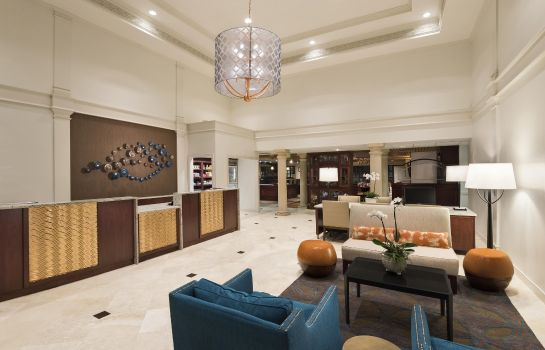 Lobby DoubleTree Suites by Hilton Naples