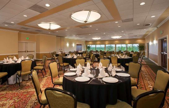 Conference room DoubleTree Suites by Hilton Naples