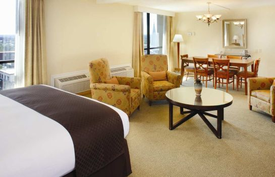 Suite DoubleTree by Hilton Tallahassee