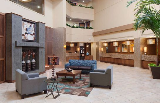 Hall de l'hôtel DoubleTree Suites by Hilton Orlando - Disney Springs Area