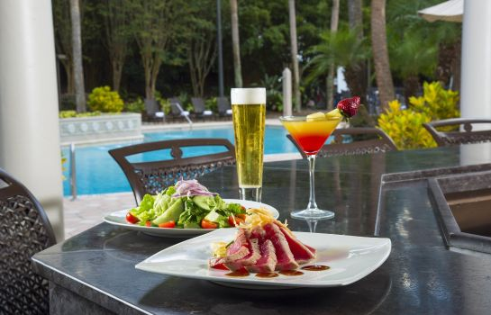 Restaurant DoubleTree Suites by Hilton Orlando - Disney Springs Area