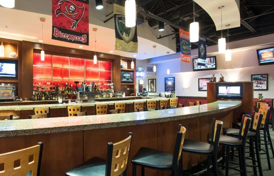 Hotel bar DoubleTree by Hilton Tampa Airport - Westshore