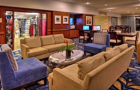 Hol hotelowy DoubleTree by Hilton Tampa Airport - Westshore