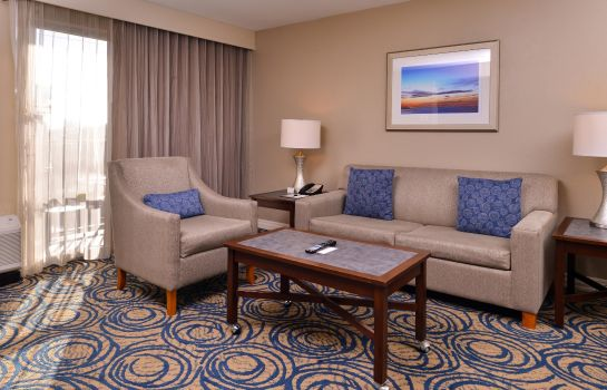 Suite DoubleTree by Hilton Tampa Airport - Westshore