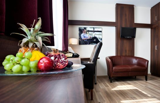 Junior Suite Das Reinisch Hotel & Conferences**** Vienna Airport