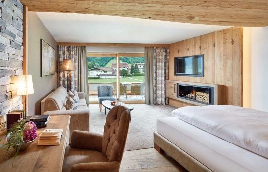Suite Alpine Wellnesshotel Karwendel