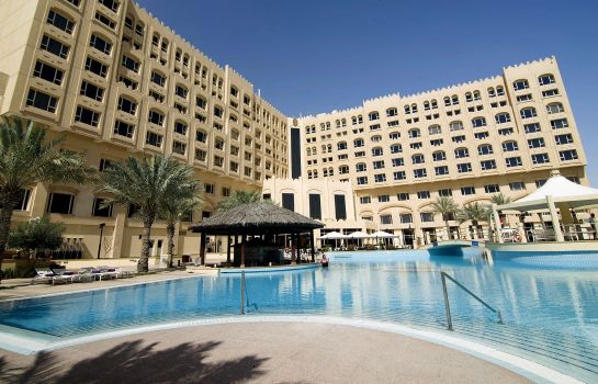 Exterior view InterContinental Hotels DOHA