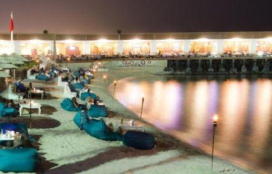 Exterior View Dubai Marine Beach Resort Spa
