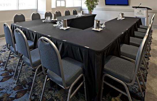 Sala de reuniones Delta Hotels Edmonton South Conference Centre