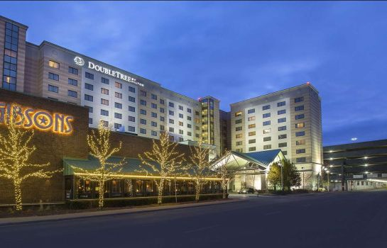 Vista esterna DoubleTree by Hilton Chicago O*Hare Airport - Rosemont