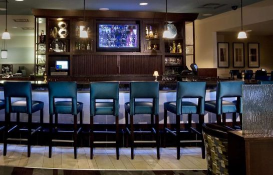 Hotel bar DoubleTree by Hilton Chicago O*Hare Airport - Rosemont