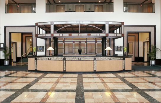 Lobby DoubleTree Suites by Hilton - Conference Center Chicago - Do