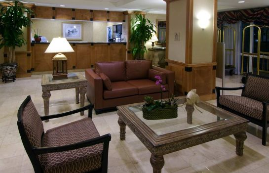 Hotelhalle Homewood Suites Miami Airport-Blue Lagoon