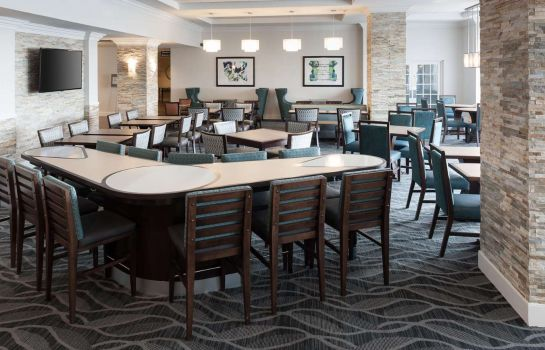 Restaurante Homewood Suites Miami Airport-Blue Lagoon