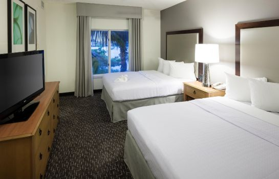 Chambre Homewood Suites Miami Airport-Blue Lagoon