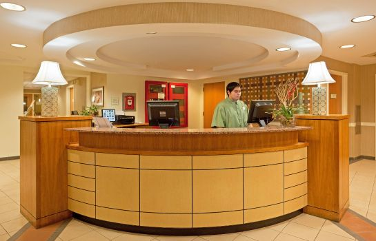 Hotelhalle La Quinta Inn and Suites Boston Somerville