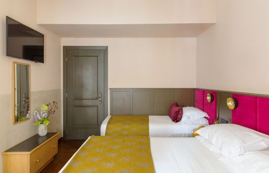 Triple room Condominio Monti Boutique Hotel