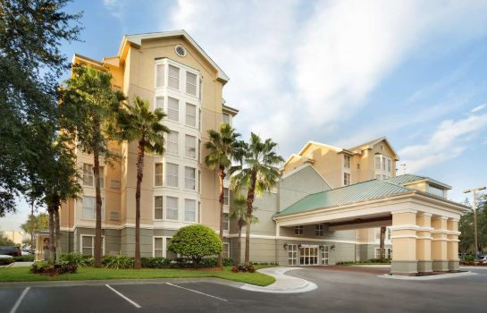 Vista exterior Homewood Suites by Hilton Orlando-Intl Drive-Convention Ctr
