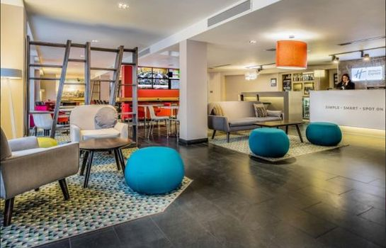 Reception Holiday Inn Express LONDON - SOUTHWARK