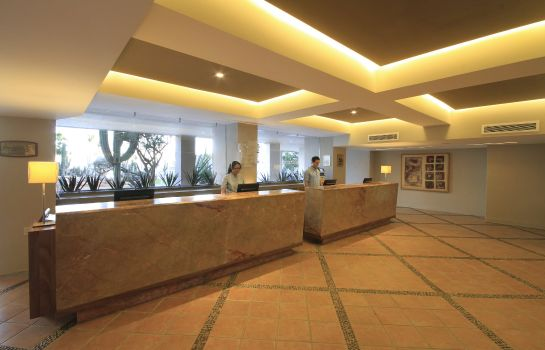 Lobby Holiday Inn Resort LOS CABOS ALL INCLUSIVE