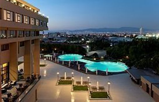Außenansicht Kaya Izmir Thermal & Convention