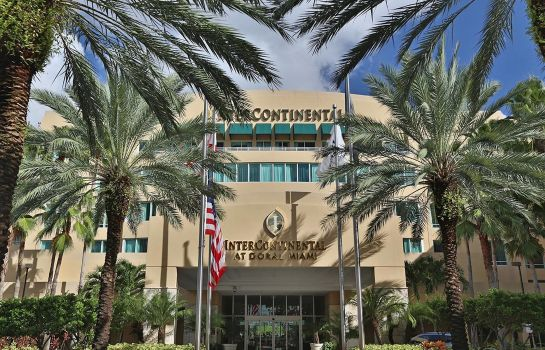 Außenansicht InterContinental Hotels AT DORAL MIAMI