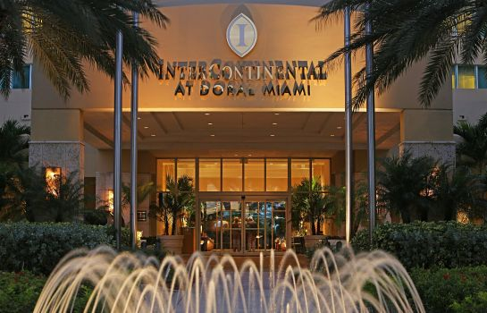 Vue extérieure InterContinental Hotels AT DORAL MIAMI