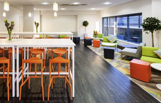 Vista all'interno ibis Styles London Excel