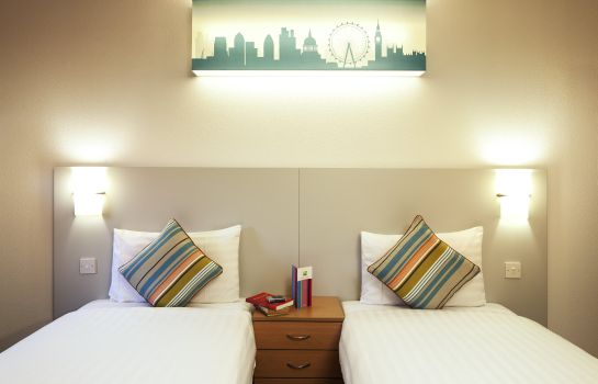Camera doppia (Standard) ibis Styles London Excel