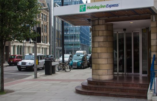 Exterior view Holiday Inn Express LONDON - SOUTHWARK