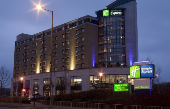 Vista exterior Holiday Inn Express LONDON - GREENWICH A102(M)
