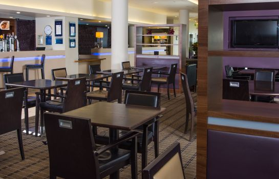 Bar del hotel Holiday Inn Express LONDON - GREENWICH A102(M)