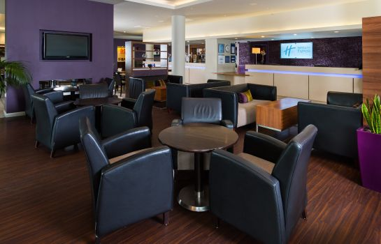 Vestíbulo del hotel Holiday Inn Express LONDON - GREENWICH A102(M)