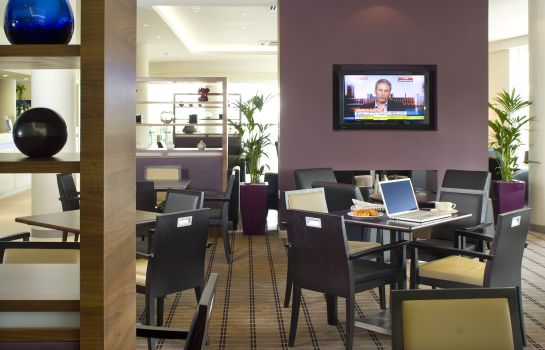 Restaurante Holiday Inn Express LONDON - GREENWICH A102(M)