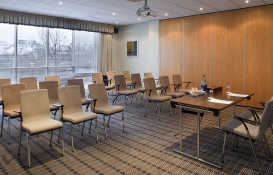 Sala de reuniones Holiday Inn Express LONDON - GREENWICH A102(M)