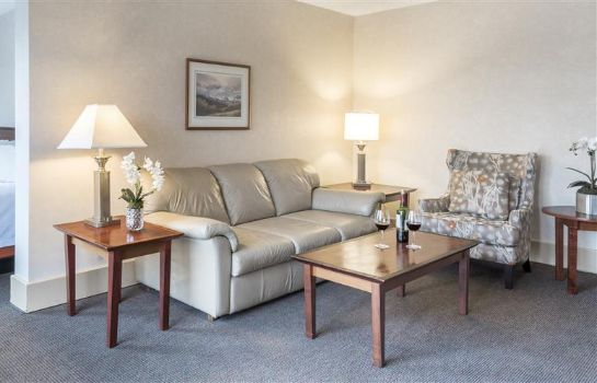 Suite WESTMARK ANCHORAGE HOTEL