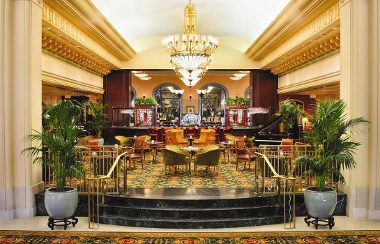 Bar hotelowy Fairmont Hotel Vancouver
