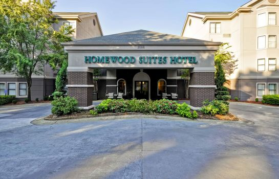 Exterior view Homewood Suites by Hilton Atlanta - Buckhead
