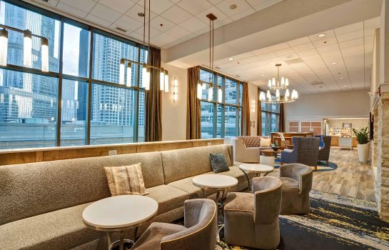 Hotelhalle Homewood Suites by Hilton Chicago Downtown