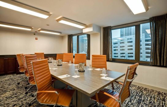 Conference room Homewood Suites by Hilton Chicago Downtown