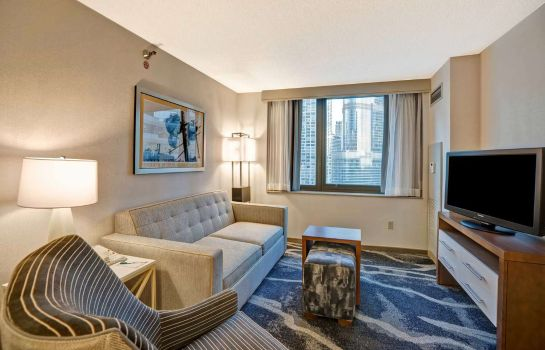 Zimmer Homewood Suites by Hilton Chicago Downtown