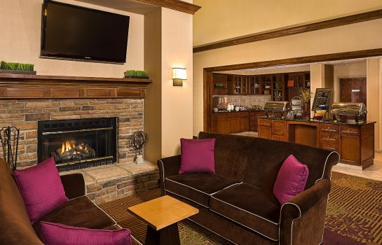 Lobby Homewood Suites by Hilton BOS-Billerica-Bedford-Burlington