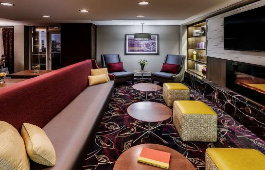 Hotel bar Homewood Suites by Hilton  Buffalo-Airport
