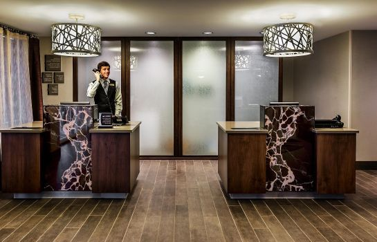Hotelhalle Homewood Suites by Hilton  Buffalo-Airport