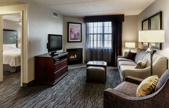 Zimmer Homewood Suites by Hilton  Buffalo-Airport