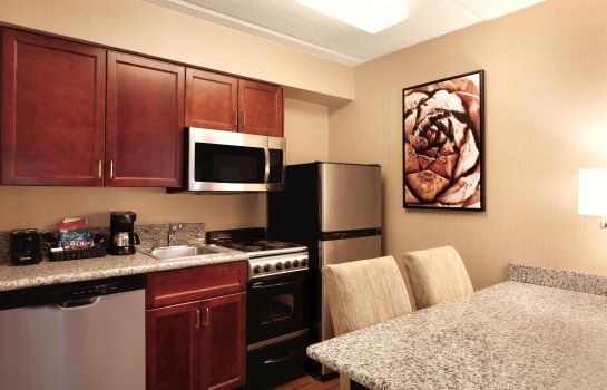 Bar hotelowy Homewood Suites by Hilton Charlotte Airport