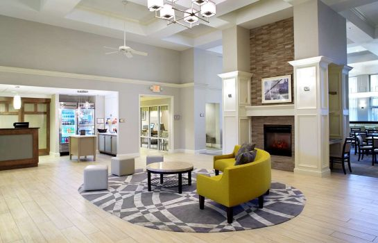Hol hotelowy Homewood Suites by Hilton Charlotte Airport